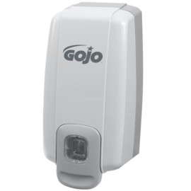 P9037-000 - Gojo white handzeepdispenser voor 500 - 1000 ml