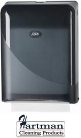431151 - Europroducts vouwhanddoekdispenser Pearl Black
