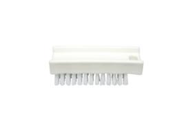 30130137-1 - FBK Nagelborstel hoogwaardig polyester kleurcode HACCP 110 x 45 mm harde vezel , wit 15061