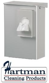 i1415093 - Ingo-man gesloten hygiene afvalbak incl. zakhouder