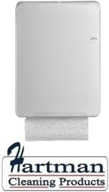 441102 - Quartz-Line Vouwhanddoekjes Dispenser (Wit)