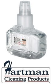 P1352-03 - Gojo LTX-7 Milde ongeparfumeerde hygienische foam soap  3 x 700 ml