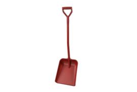 400141026-3 -Schop detecteerbare FBK hoogwaardige kleurcode polypropyleen 330 x 380 x 1120 mm rood 74104