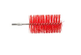 37920126 -3- FBK HCS hoogwaardige kleurcode HACCP hygiënische Polyester pijpborstel met schroefdraad ø 80 x 100 x 160 mm rood 10778