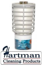 264006 - EURO TCell luchtverfrisser Polar Mist refill 6 stuks per doos