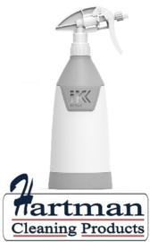 84174 - IK HC TR 1 Industriële sprayflacon speciaal vervaardigd uit zeer resistente materialen voor gebruik met dierlijke en plantaardige oliën 1 Liter
