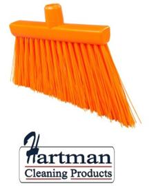 21410121-7 - FBK HCS Smalle bezem kleurcode HACCP 300 x 35 mm ,stijf oranje 20195