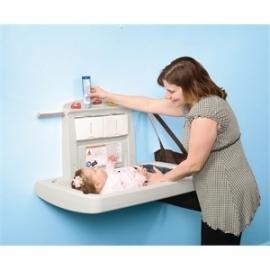 L372 - Rubbermaid Baby verzorgingstafel