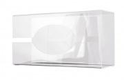 61198 - Handschoendispenser groot transparant tafelmodel, MQGLV