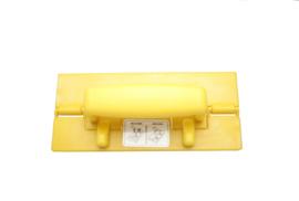60070107-4 - FBK Handpadhouder hoogwaardige kleurcode HACCP hygiënische polyester 230 x 100 mm, geel 57101