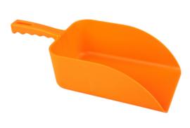21390104-7 -  FBK Handschep hoogwaardige kleurcode HACCP hygiënische polypropyleen 160 x 230 x 360 mm oranje 15107