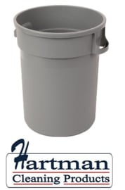 L623 - Jantex kunststof afvalcontainer 120 liter