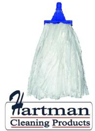 993711 - SYR Wegwerpbare moppen 150 gram x 50 stuks midi kleurcode blauw HACCP