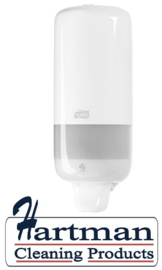560000 - Tork dispenser Soap Liquid White S1