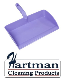 80090105-8 - FBK Stofblik ergonomisch hoogwaardige kleurcode HACCP hygiënische polypropyleen 300 x 310 mm paars 80301