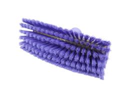800151005-8 - Polyester FBK wasborstel vezels in hars gegoten kleurcode HACCP 280 mm x 48 mm zacht paars 93135