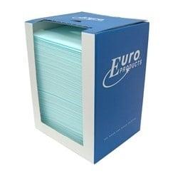 P61469  - EURO TOPTEX SKY-BLUE  400 STUKS