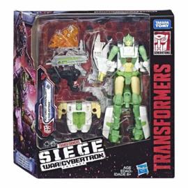 Hasbro WFC Siege Greenlight & Dazlestrike