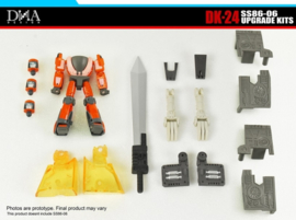 DNA DK-24 SS-86-06 Grimlock Upgrade Kits - Pre order