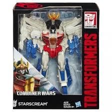 Hasbro Combiner Wars Leader Starscream