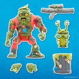 Super7 Teenage Mutant Ninja Turtles Ultimates Muckman & Joe Eyeball - Pre order