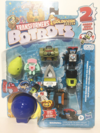 Hasbro BotBots  8-Packs Movie Moguls  A