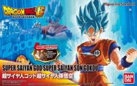 Figure-Rise Super Saiyan God Super Saiyan Son Gokou