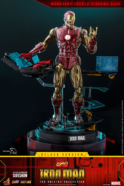 Hot Toys Marvel The Origins Collection CMAF 1/6 Iron Man Deluxe Version - Pre order