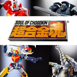 Bandai Soul of Chogokin
