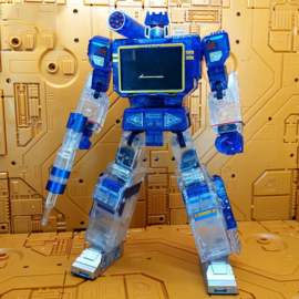 THF-01T - Clear MP13