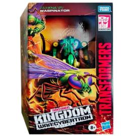 Hasbro WFC Kingdom Deluxe Waspinator