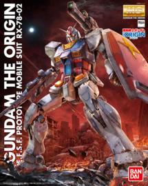 1/100 MG RX-78-02 Gundam The Origin