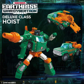Transformers Earthrise Deluxe Hoist