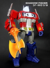 Shadow Fisher SF-M01A Light up Parts for MP-10