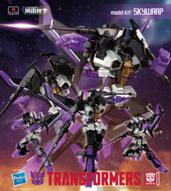 Flame Toys Furai Model Skywarp Model Kit - Pre order