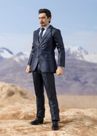 Iron Man S.H. Figuarts AF Tony Stark (Birth of Iron Man)