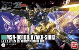 1/144 HGUC MSN-00100 Hyaku Shiki (Revive)