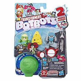 Hasbro Botbots Serie 2 Music Mob B [set of 5]