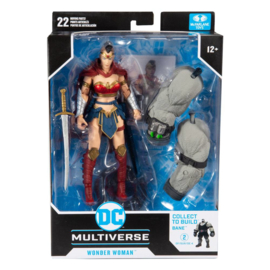 DC Multiverse Build A AF Wonder Woman - Pre order