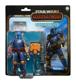 Star Wars The Mandalorian Credit Collection AF 2020 Heavy Infantry Mandalorian - Pre order