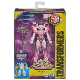 Hasbro Cyberverse Deluxe Arcee