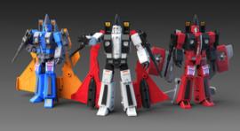Magic Square MS-B30 Jet Fire Team