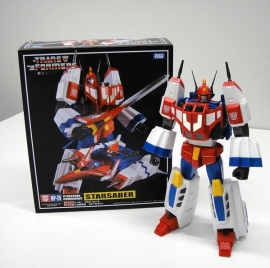 Takara Masterpiece MP-24 Star Saber