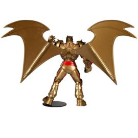 DC Multiverse AF Batman Hellbat Suit (Gold Edition) - Pre order