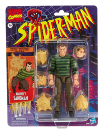 Spider-Man Marvel Legends Series AF 2021 Marvel's Sandman - Pre order