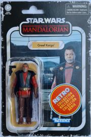 Star Wars Retro Collection AF Greef Karga [The Mandalorian]