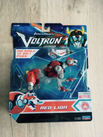 Playmates Voltron Basic Action Figure - Red Lion