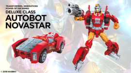 Hasbro PotP Deluxe Novastar