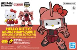 SDCS Hello Kitty/ Char's Zaku II