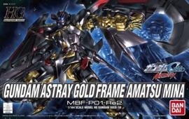 1/144 HGGS MBF-P01-Re2AMATU Gundam Astray Gold Frame Amatsu Mina